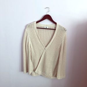 Old Navy Oversized Beachy Loose Knit Cardigan